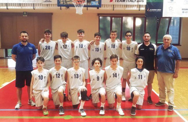 basket giovanile selezione comasca 2006