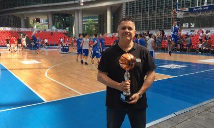 """Basket lariano Mauro Tagliabue, il """"Taglia"""" saluta la palla a spicchi agonistica"""