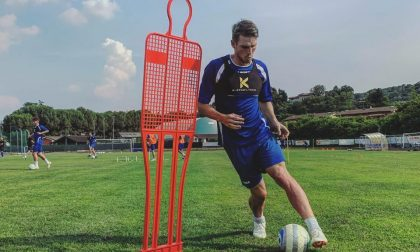 Como calcio Luca Miracoli ceduto alla Feralpisalò per la prossima stagione