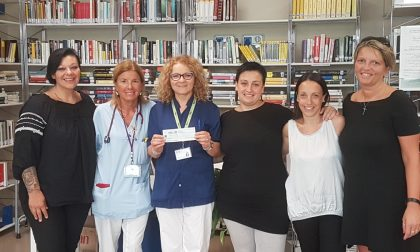 Consegnati all'oncologia i fondi raccolti al Memorial Francescucci Day