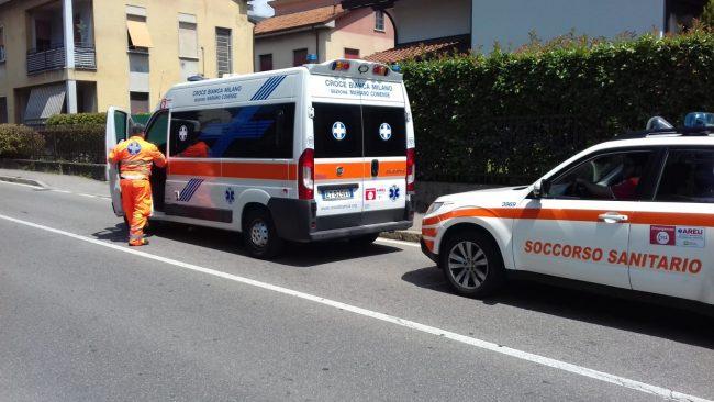 Incidente a Cascina Amata
