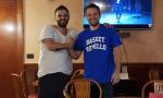 Basket C Gold Matteo Bonassi nuoco coach di Rovello