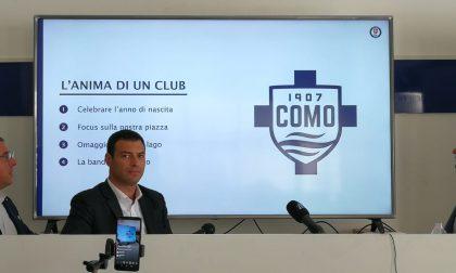 """Calcio Como ecco il nuovo logo, Gandler: """"Abbiamo ascoltato i tifosi"""""""