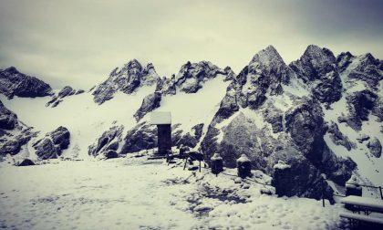 Nevicata a Luglio in Valmalenco, lo spettacolo è da brivido FOTO