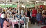 Pranzo Auser Cantù oltre 200 persone FOTO