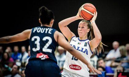 Basket femminile la guardia canturina Beatrice Del Pero resta a Costa Masnaga