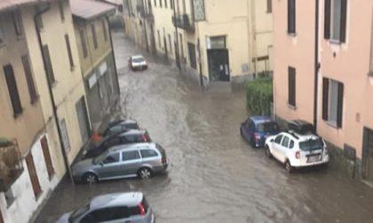 Grandinata, vento e pioggia: interviene la Protezione civile
