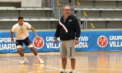Basket lariano il momento magico di AbassAwudu&Pino Sacripanti
