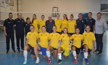 Albese Volley sabato 21 presentazione ufficiale al Tennis Como