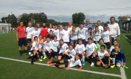 Calcio femminile domenica 23 agosto apripista le Allieve Nazionali U17