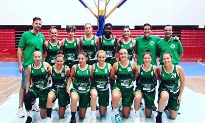 Basket femminiledomenica 13 Mariano ospita il San Gabriele Milano