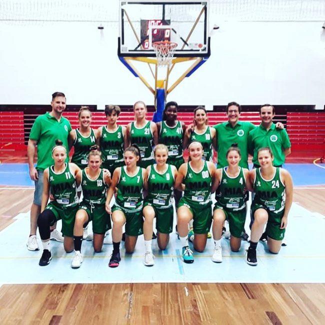 Basket femminile Mariano corsara a Canegrate