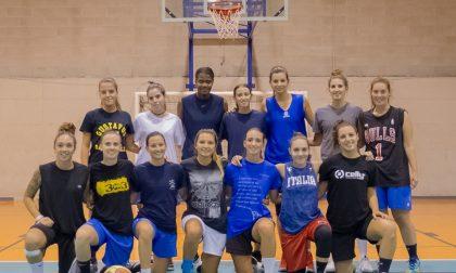Basket femminile domani in campo Btf Cantù a Monza