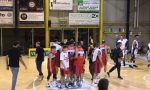 Basket C Gold oggi apre le danze Cermenate a Gallarate