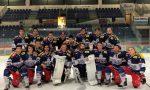 Hockey Como la prima squadra perde con ValpEagle