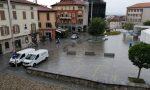 Piazza Garibaldi Cantù riaperta al traffico