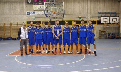 Basket Promozione ko le due capoliste Lurate e Villa Guardia