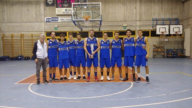 Basket Promozione Lurate corsaro nel big match a Giussano