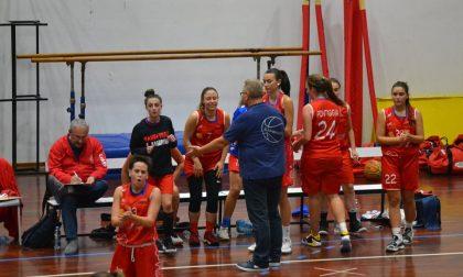 Basket femminile domani l'anticipo Mariano-Sondrio