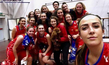 Basket femminile a segno Nariano, Cantù e Vertematese