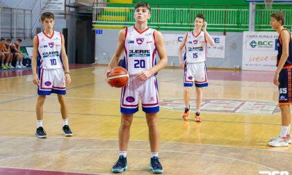 Basket giovanile l'Under16 del PGC nella prima fase giocherà nel girone B