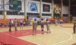 Basket C Gold Rovello ieri ko contro la Robur Saronno