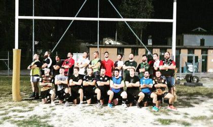Rugby Como i cinghiali di C2 battono Tradate 10-8