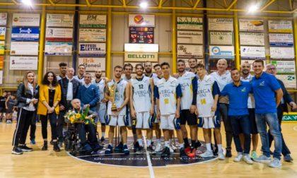 """Basket C Gold tutto pronto per il via del 37° """"Trofeo Renato Malacarne"""""""