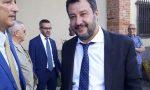 Sorpresa, spunta Matteo Salvini a Inverigo FOTO