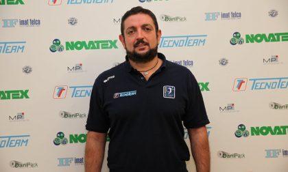 """Albese Volley coach Cristiano Mucciolo: """"Grazie alla società, sono soddisfatto del nuovo roster"""""""