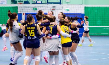 Albese Volley Tecnoteam sbanca al tie break Settimo Torinese