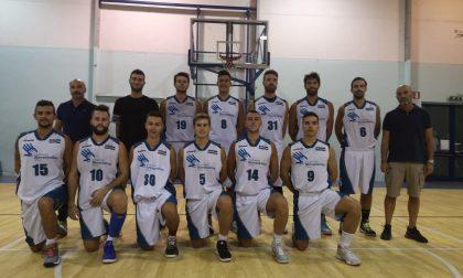 Basket serie D stasera in campo Figino e Cadorago