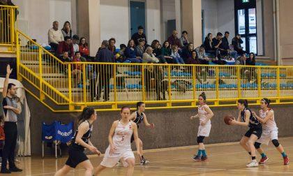 Basket femminile salta il debutto stagionale del nuovo Basket Como di coach Crugnola