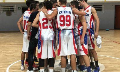Basket C Gold domani tutte in trasferta le tre brianzole