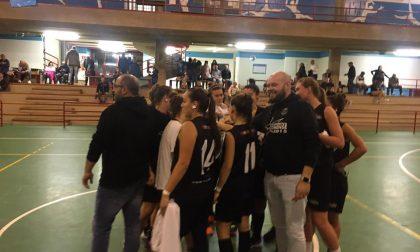 Basket femminile vince solo la Vertematese a Bollate