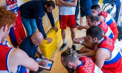 Basket C Silver domani il Gorla Cantù riceve la Nuova Argentia Gorgonzola