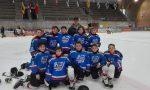 Hockey Como under15 sconfitta casalinga con Pinerolo