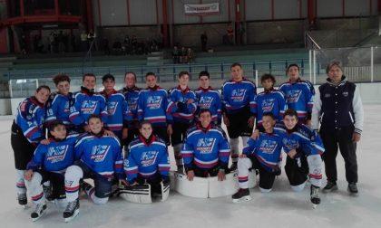 Hockey Como Under15 bella vittoria nel derby contro Varese