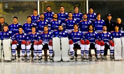 Hockey Como i lariani ieri ko all'overtime