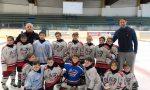 Hockey Como Under15 cadono in casa contro Aosta