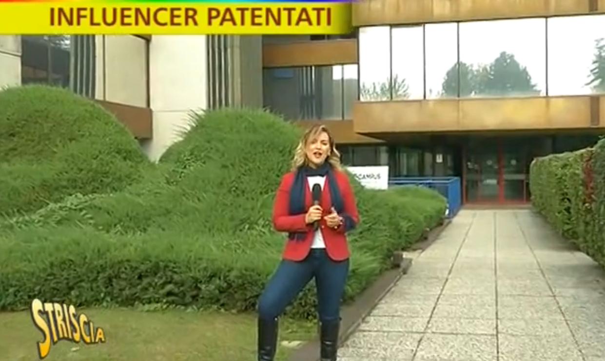 Università per influencer: Striscia La Notizia sbarca a Novedrate - Giornale di Como - Giornale di Como