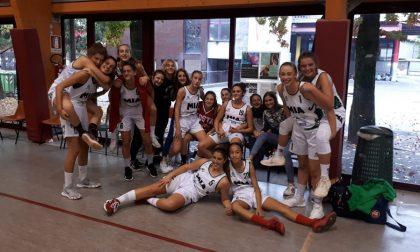 Basket femminile primo successo delle U18 Cra contro Brescia