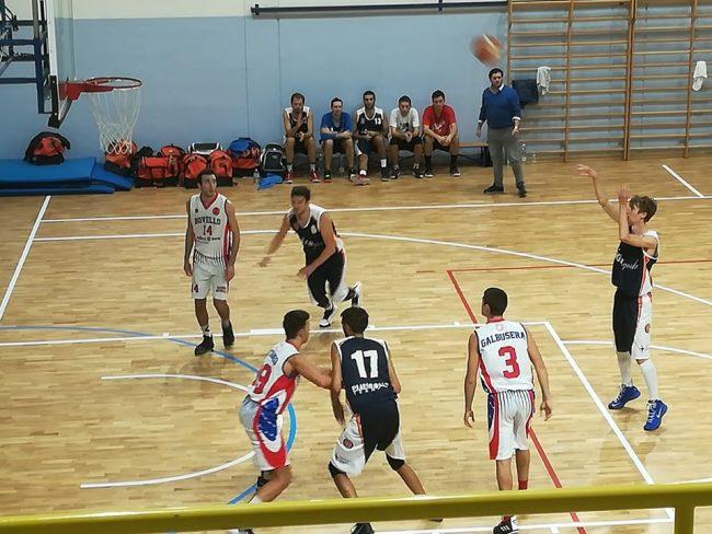 Basket promozione Rovello-Playground