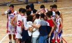 Basket Promozione Rovello doma Lurate, Mariano che colpo