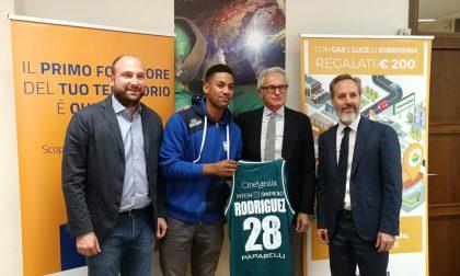 Pallacanestro Cantù presenta la partnership con Enerxenia FOTO