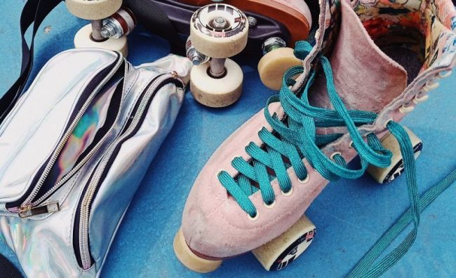 Wiko &  il roller skating