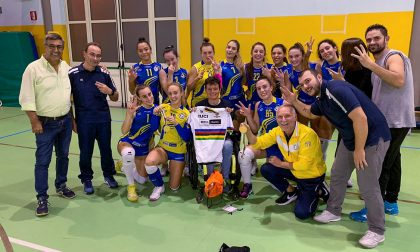Volley serie D femminile, Virtus Cermenate conquista il derby