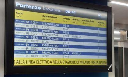 Guasto in porta Garibaldi: raffica di treni cancellati e ritardi