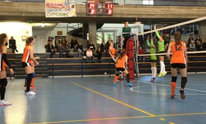 Albese Volley a segno Under14 e Unde13