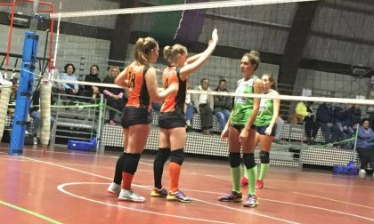 Albese Volley pronto riscatto contro l'Intercomunale